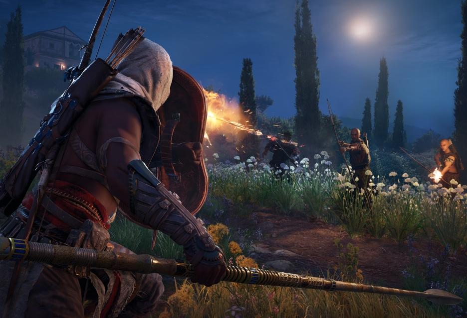 Kolejny, tym razem filmowy zwiastun Assassin's Creed Origins