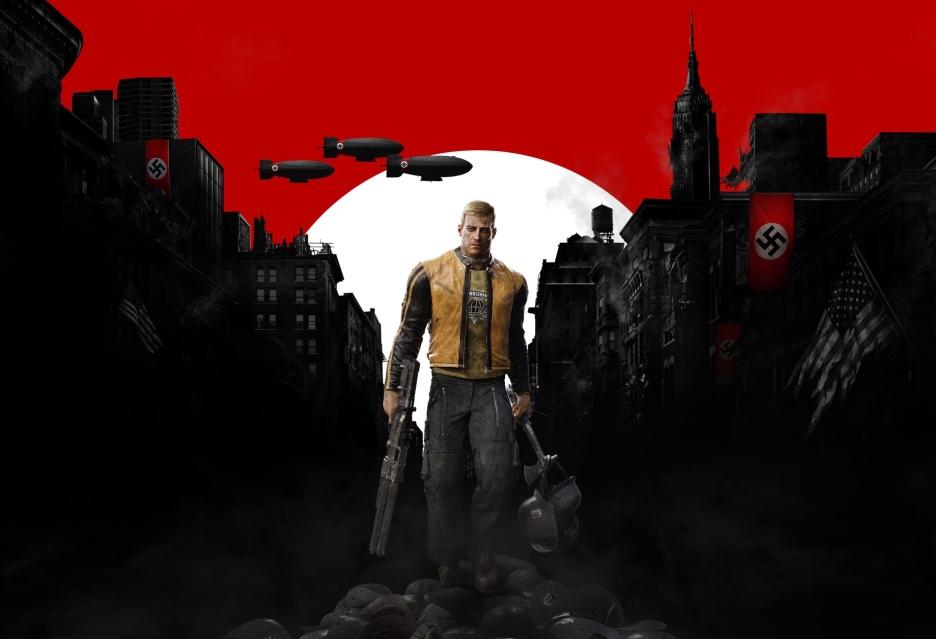 Zwiastun premierowy Wolfenstein II: The New Colossus