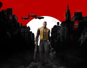 Zwiastun premierowy Wolfenstein II: The New Colossus