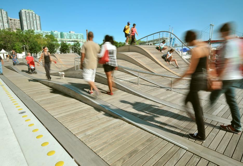 Inteligentne miasta Sidewalk Labs - Toronto może być pierwszym z nich