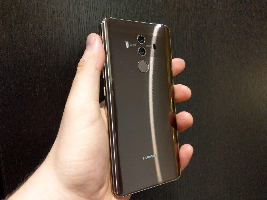 Huawei Mate 10 Pro - pierwsze wrażenia   zdjęcie 1