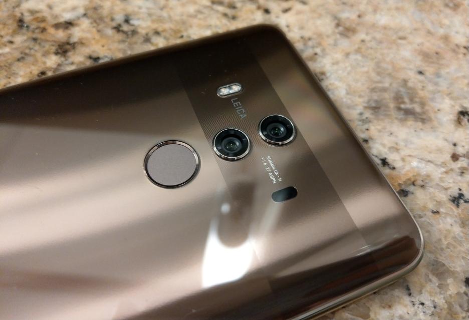 Rozpakowanie Huawei Mate 10 Pro - sprawdzamy nowego flagowca