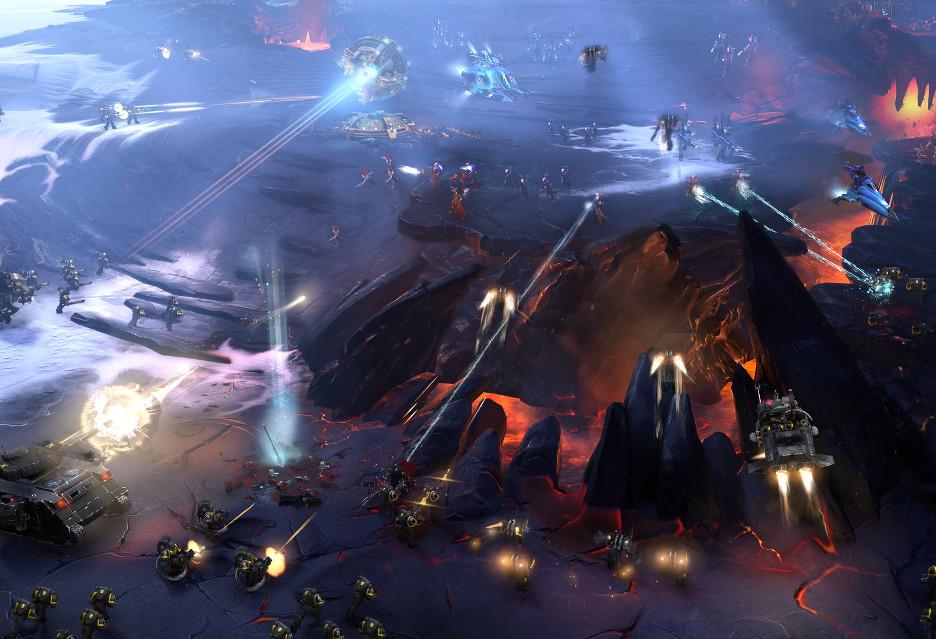 Dawn of War III - w ten weekend gamy za darmo