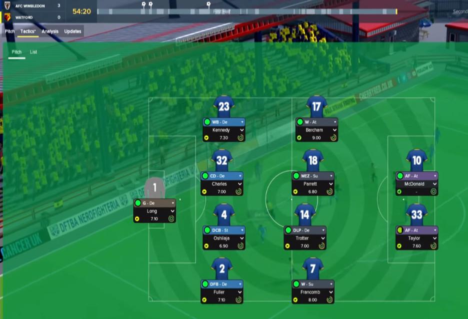 Football Manager 2018 - bardziej wciągający dzień meczowy