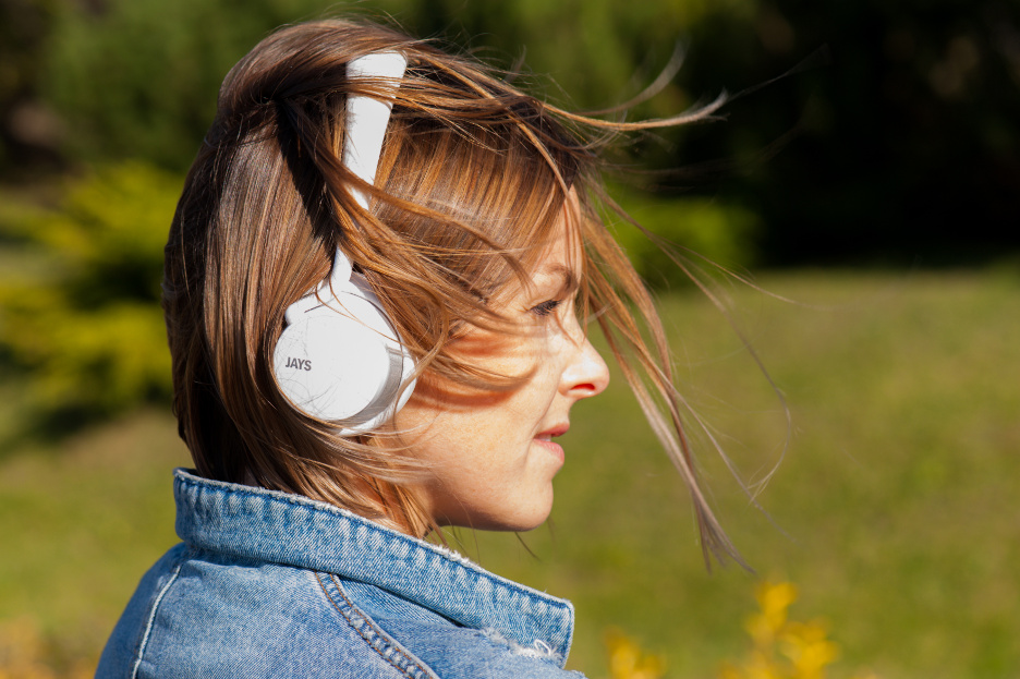 u-Jays Wireless - dobre słuchawki Bluetooth do smartfona | zdjęcie 1