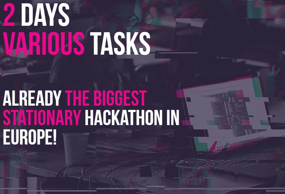 HackYeah - największy hackathon w tej części świata