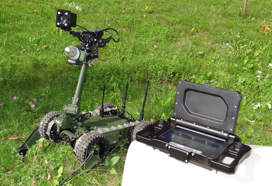 Co potrafi polski robot antyterrorystyczny BALSA?