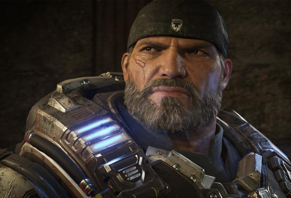 Gears of War 4 znacząco ulepszone na Xbox One X