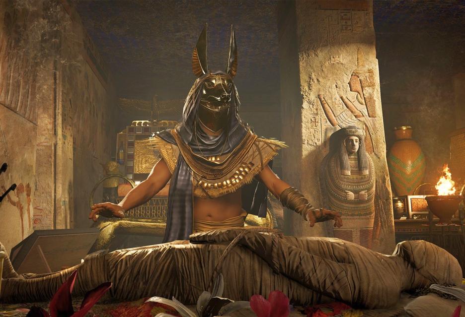 Starożytny Egipt czeka - zwiastun premierowy Assassin's Creed Origins