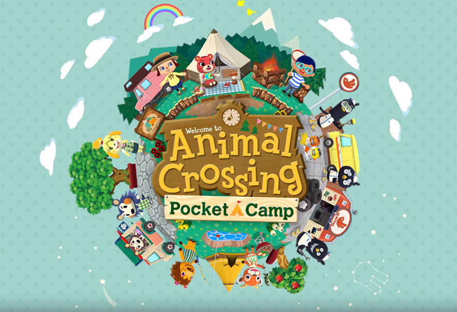 Kolejna gra mobilna od Nintendo - Animal Crossing: Pocket Camp