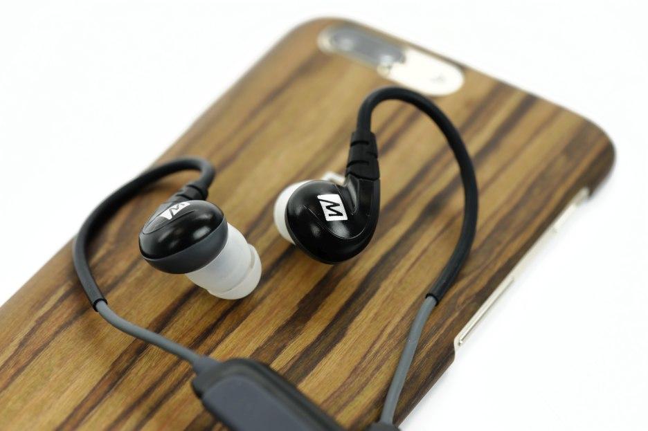 MEE Audio X8 - test słuchawek bezprzewodowych dla aktywnych | zdjęcie 1
