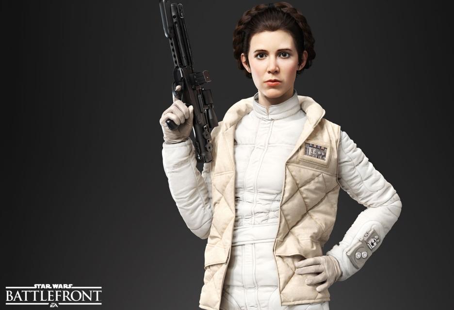 Anna Dereszowska w obsadzie polskiej wersji Star Wars: Battlefront II