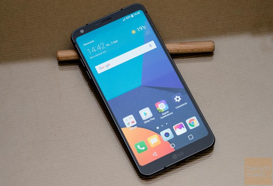 LG ma się świetnie, ale na smartfonach wciąż nie zarabia