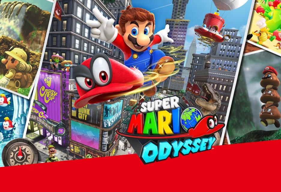 To majstersztyk! Super Mario Odyssey debiutuje dziś na rynku