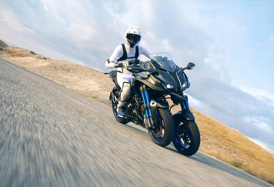 Yamaha zaprasza - slalomem na 3 kołach do przyszłości