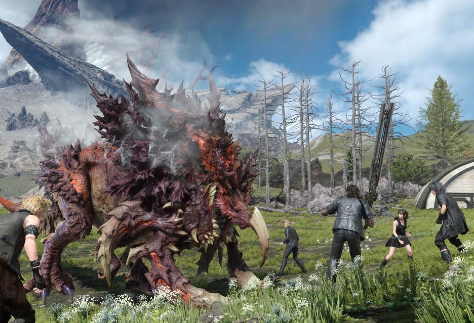 Final Fantasy XV na PC - znamy wymagania