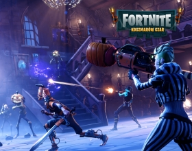 W Fortnite trwa już Halloween