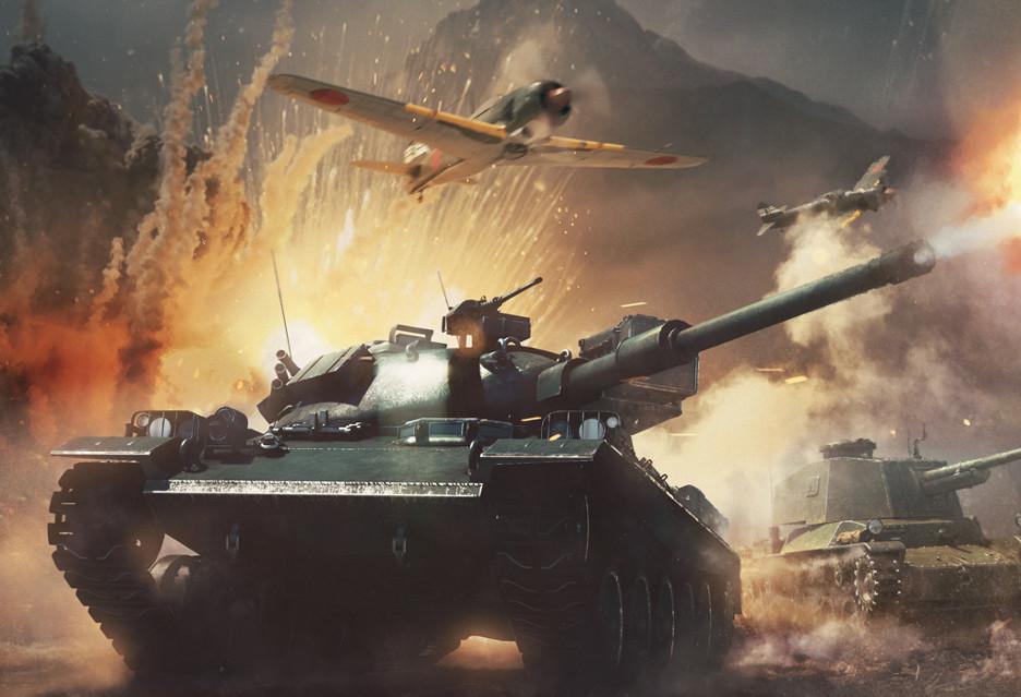War Thunder zmierza na Xbox One (i Xbox One X)