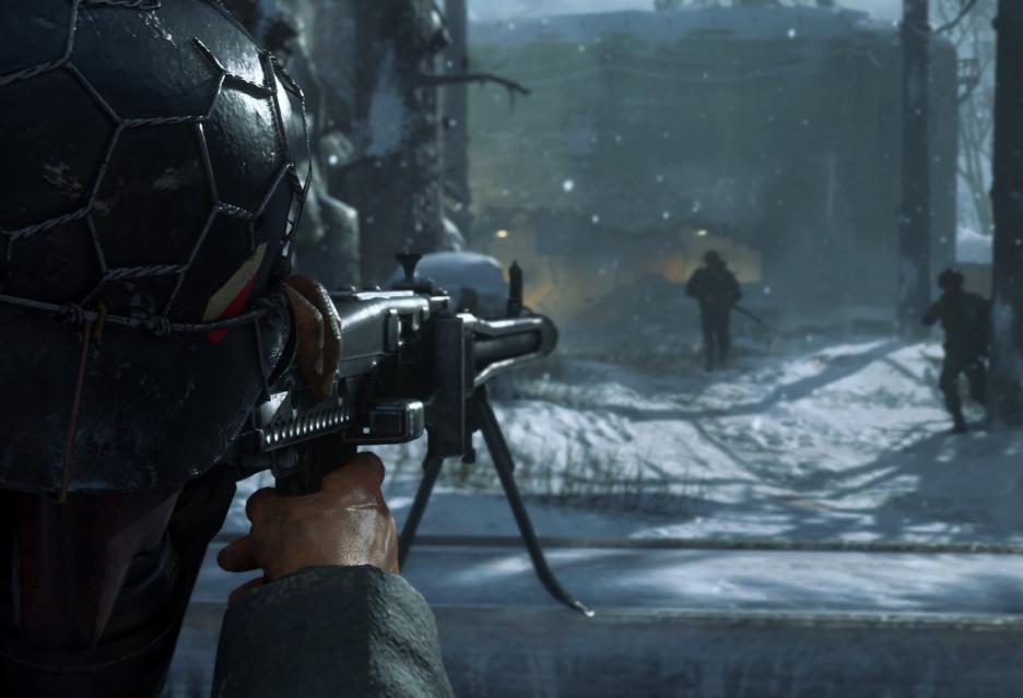 Ostateczne wymagania sprzętowe Call of Duty: WWII