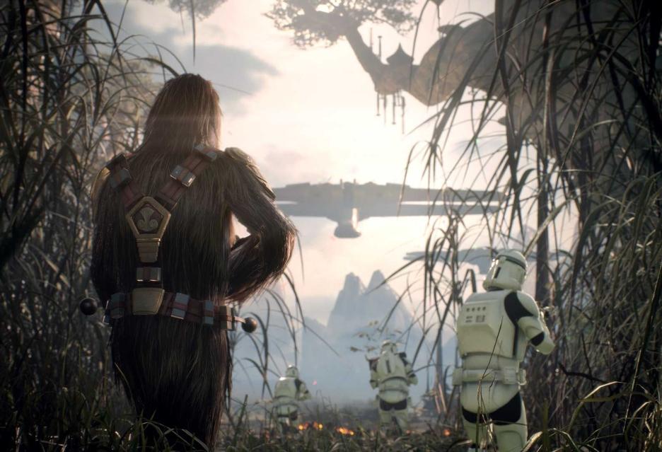 Koniec prac nad Star Wars: Battlefront II