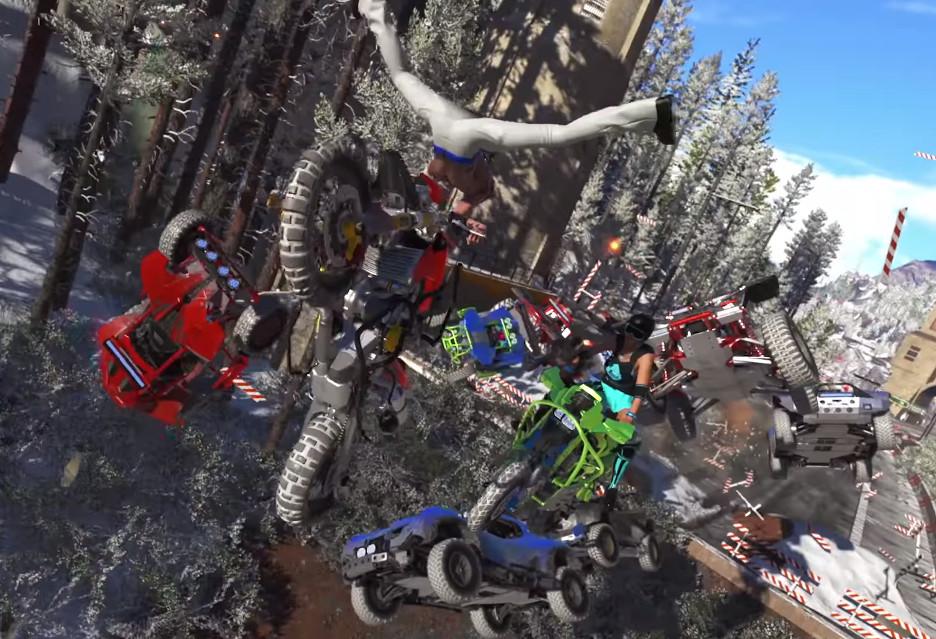 Nowe szalone wyścigi od Codemasters - Onrush [AKT.]