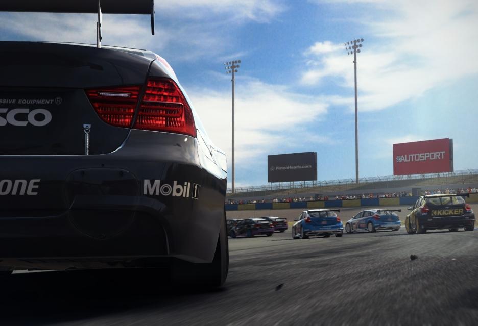 Kolejna gra wyścigowa zmierza na iOS oraz Androida