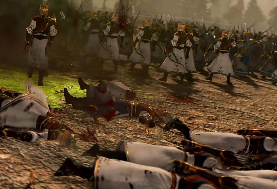 Śmierć na 10 sposobów w Total War: Warhammer II