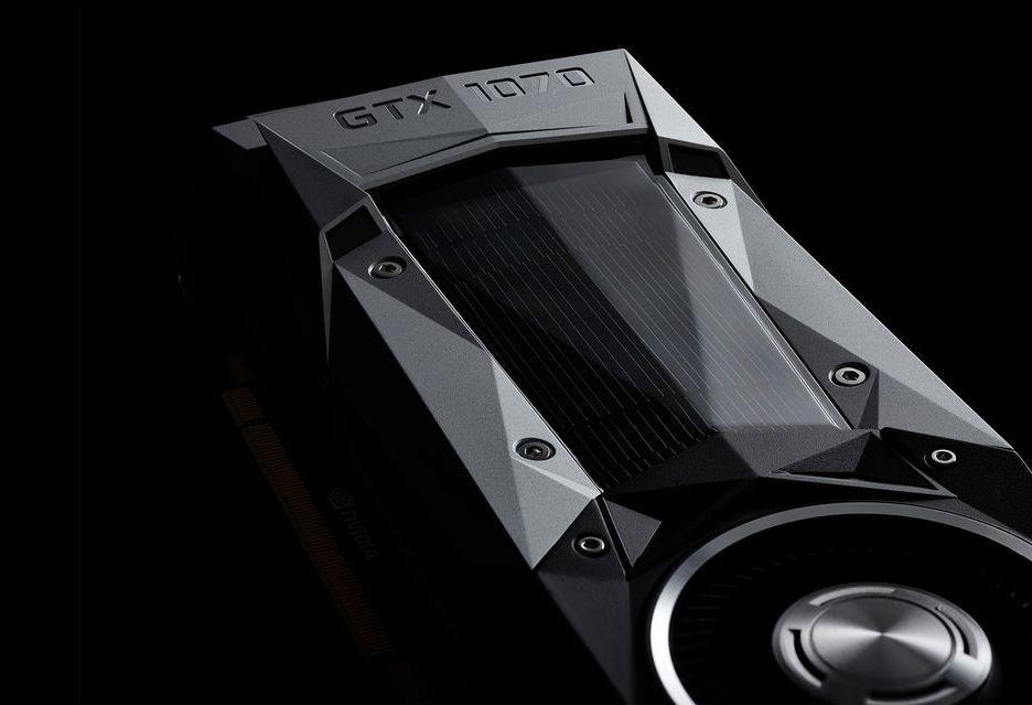 Nvidia obniża cenę GeForce'a GTX 1070