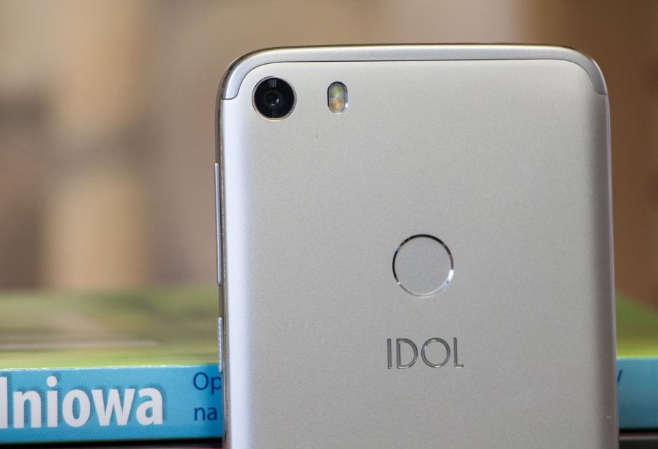 Alcatel Idol 5 - ładny i dobrze wykonany, ale ma też swoje wady | zdjęcie 5