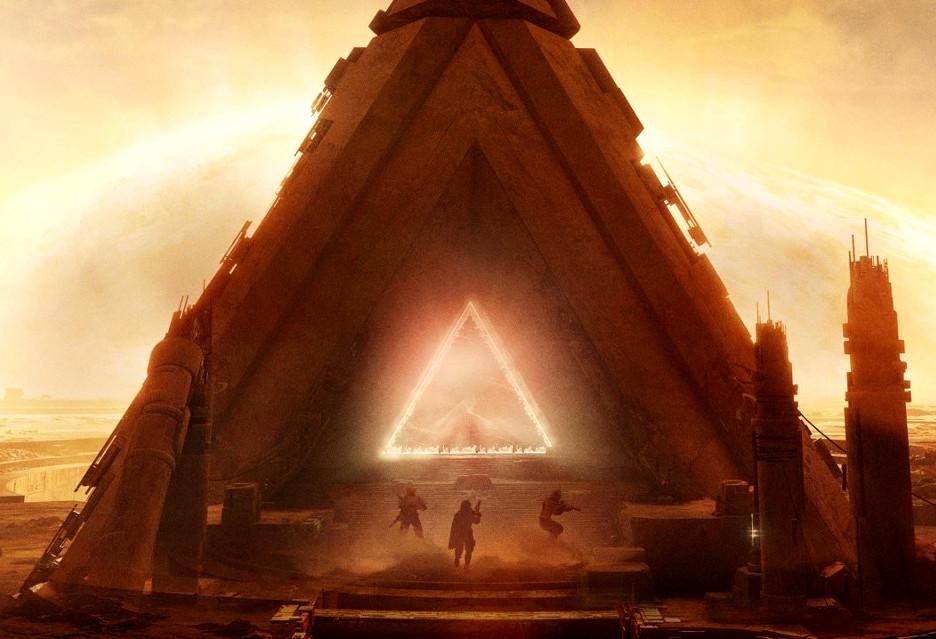 Destiny 2: Klątwa Ozyrysa na pierwszym zwiastunie