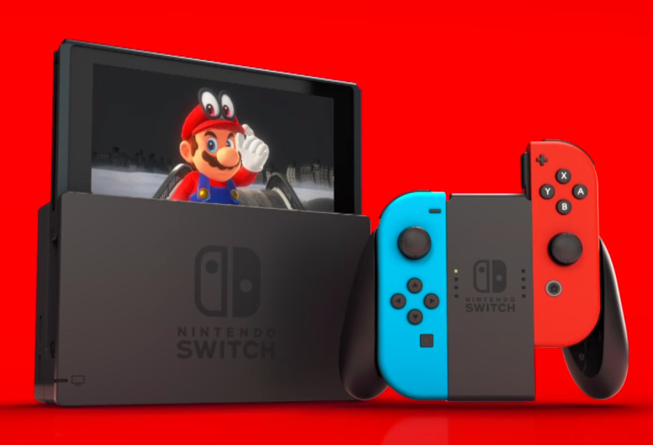Doskonała sprzedaż Super Mario Odyssey i Nintendo Switch
