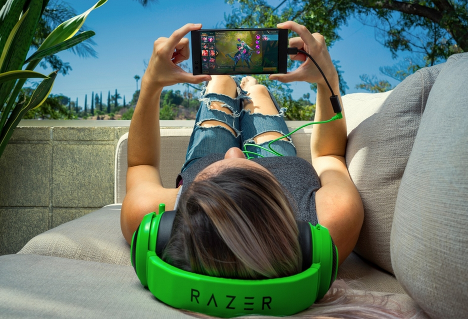 Razer Phone zaprezentowany - nie zaskakuje, ale jest bardzo wydajny