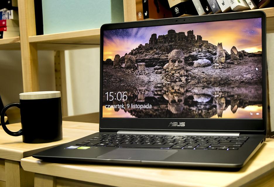 Asus Zenbook UX430U - ultrabook z Intelem ósmej generacji | zdjęcie 1