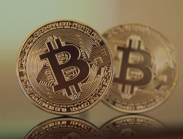 Bitcoin z siódemką z przodu