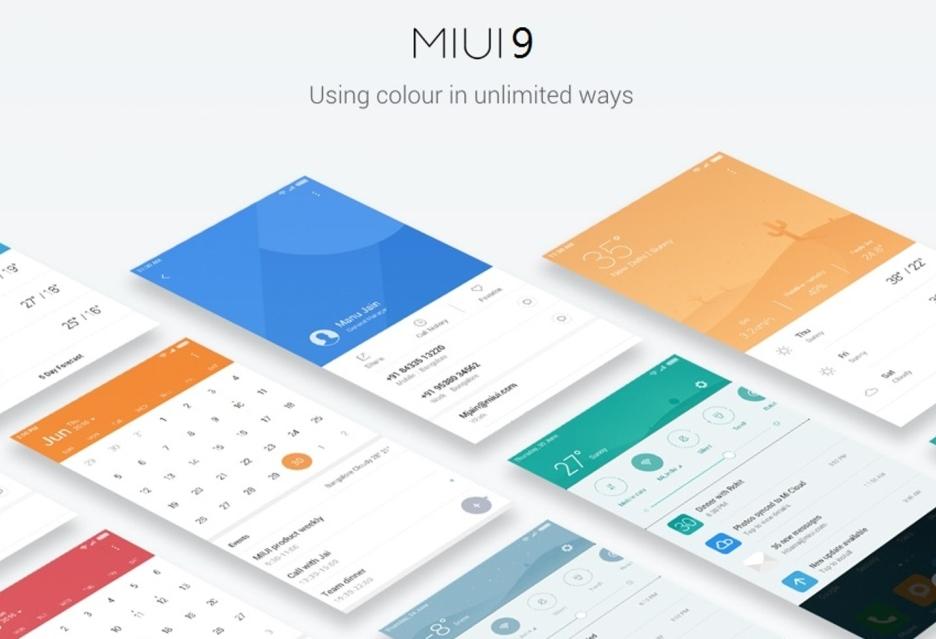 Jutro ruszy aktualizacja MIUI 9 Global
