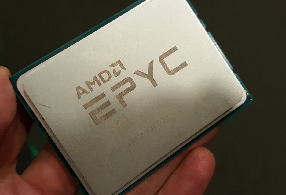 AMD już pracuje nad procesorami Epyc 2 - 64 rdzenie, 128 wątków i kontroler PCIe 4.0?
