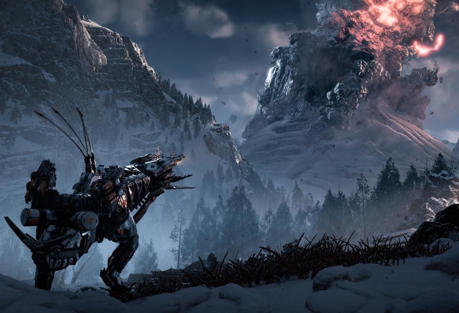 Horizon Zero Dawn: The Frozen Wilds zapewni kilkanaście godzin zabawy