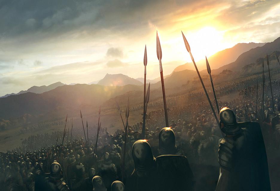 Gra Total War: Arena w ten weekend jest dostępna dla wszystkich