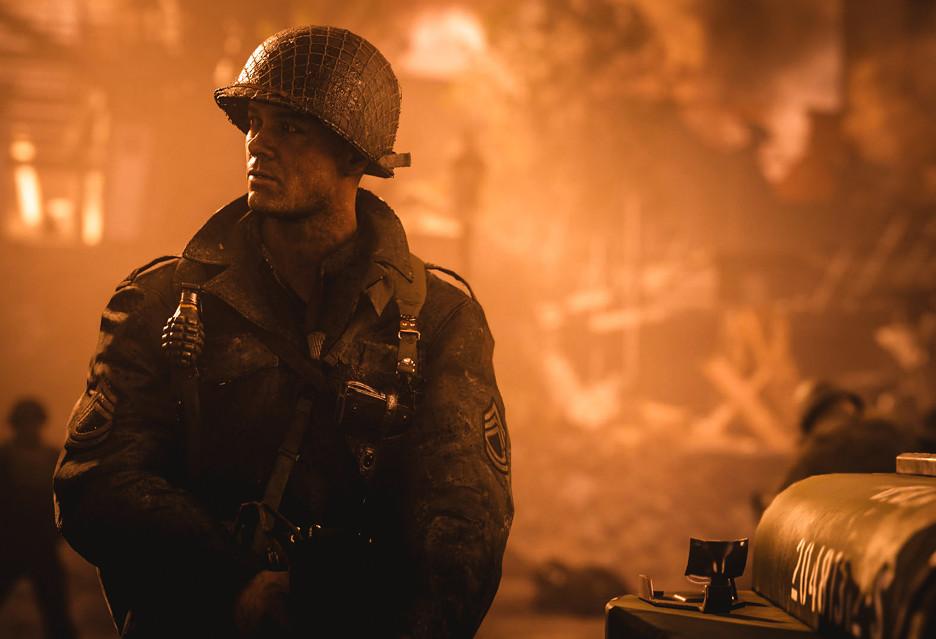 Call of Duty: WWII daje radę - najlepsze noty od lat