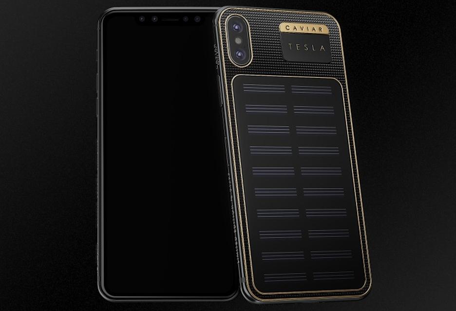 iPhone X Tesla może być Twój za około 16 000 złotych