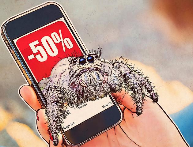 Nowy szkodnik na Androida - jak nie ukradnie, to wyłudzi