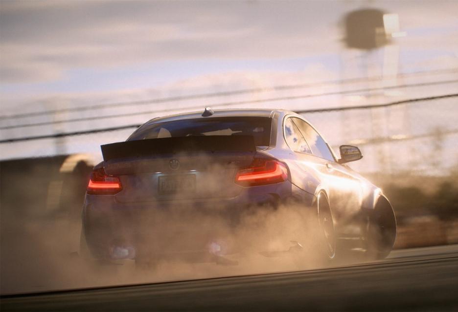 Need for Speed Payback w pełnej polskiej wersji językowej