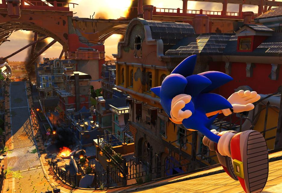 Sonic Forces - dziś premiera gry