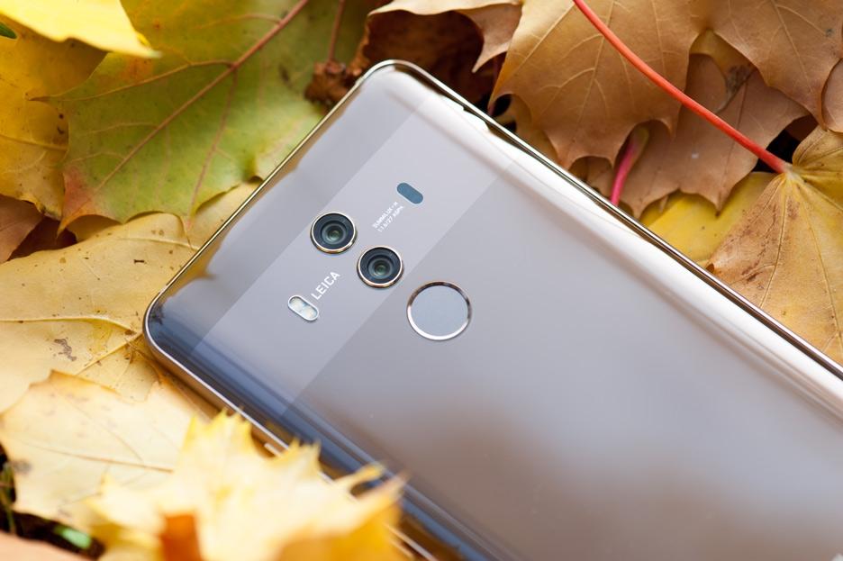 Huawei Mate 10 Pro - recenzja | zdjęcie 6