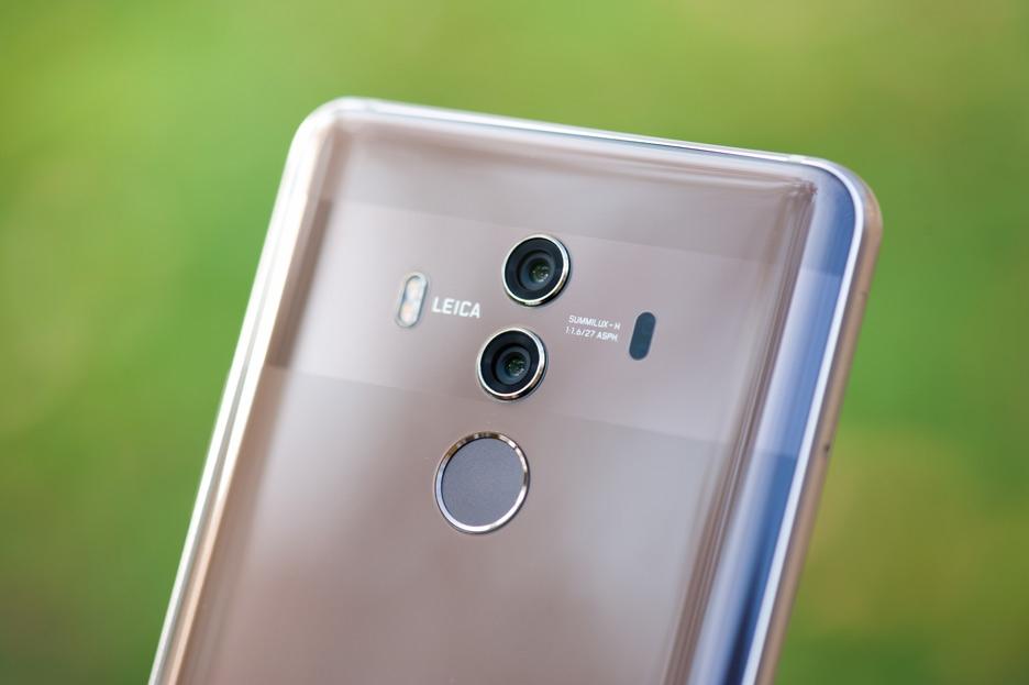 Huawei Mate 10 Pro - recenzja | zdjęcie 7
