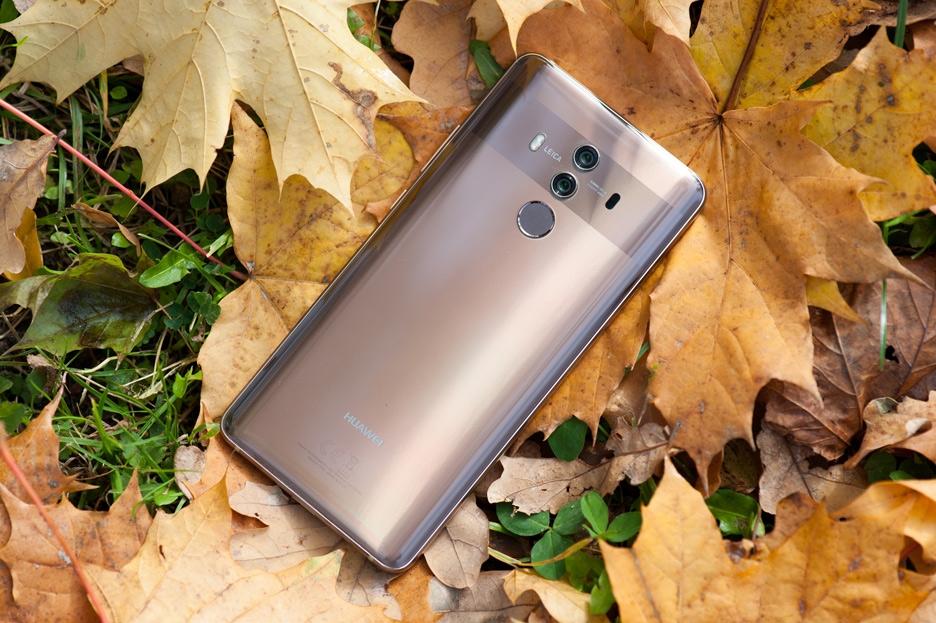 Huawei Mate 10 Pro - recenzja | zdjęcie 3
