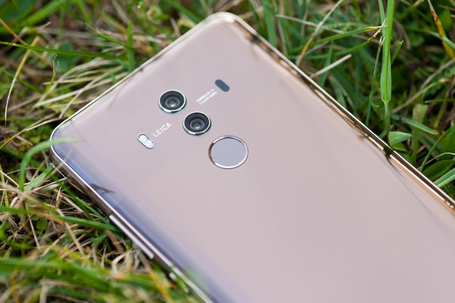 Huawei Mate 10 Pro - recenzja | zdjęcie 4