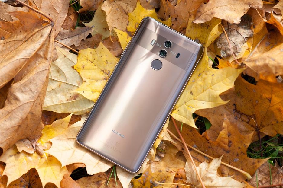 Huawei Mate 10 Pro - recenzja | zdjęcie 1