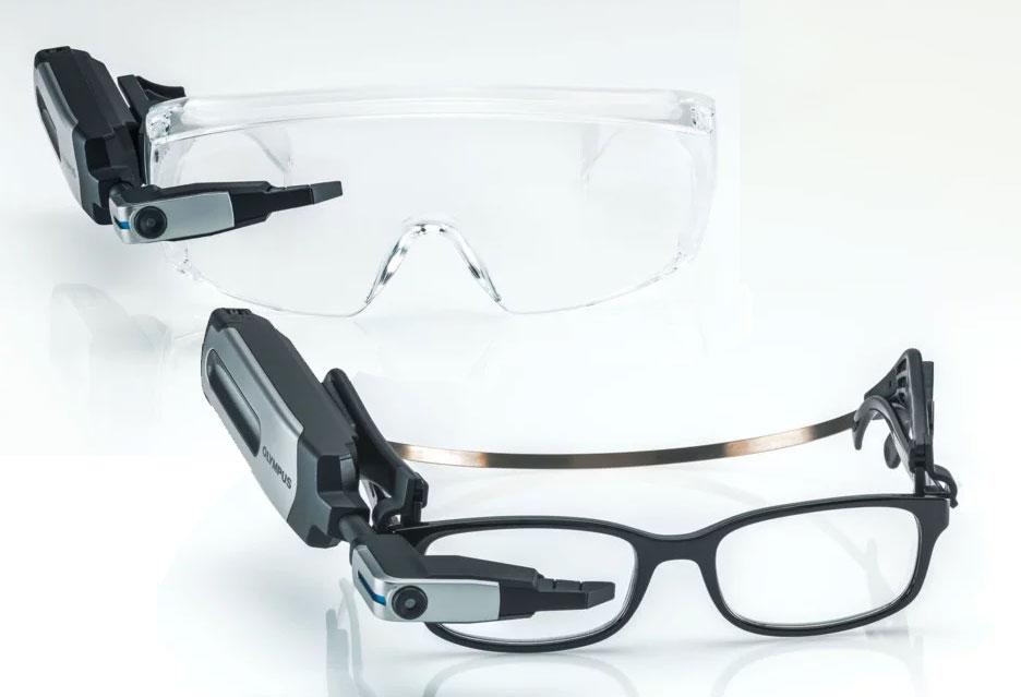 Olympus zrobił aparat cyfrowy, który przymocujemy do zwykłych okularów