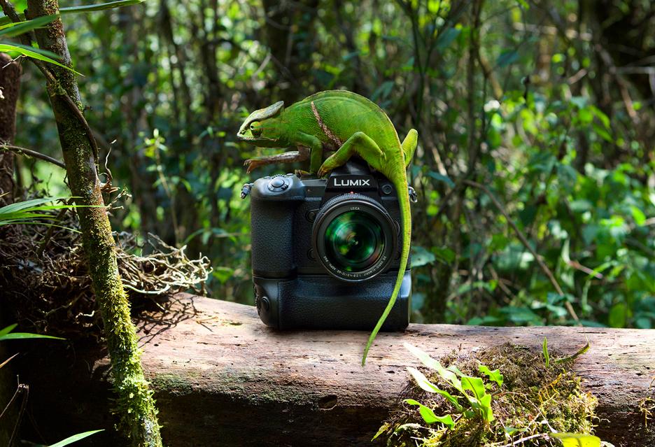 Panasonic Lumix G9 - bezlusterkowiec z doskonałą stabilizacją obrazu